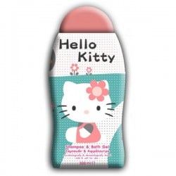 Hello Kitty - Gel douche Choupinet sur Couches Poupon