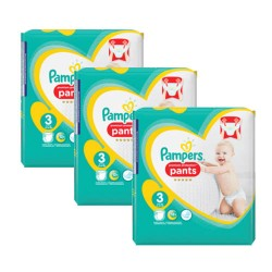 Pampers - Maxi mega pack 420 Couches Premium Protection Pants taille 3