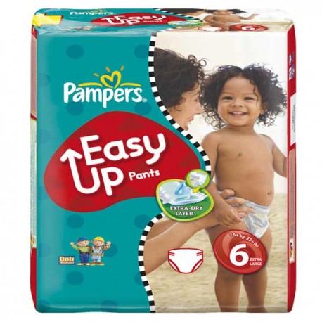 114 couches pampers easy up taille 6 bas prix sur couches poupon - Prix couche pampers allemagne ...