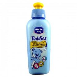 Toddies - Lotion Magique de Nivea baby sur Couches Poupon