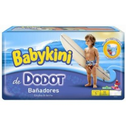 Maillot de bain - 11 Couches de bains Dodot taille 5