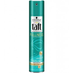 Taft Laque 250 ml Fullness N°4 sur Couches Poupon