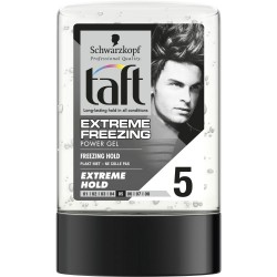 Taft Gel 300 ml Extreme Freezing N°5 sur Couches Poupon