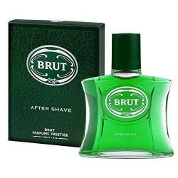 Brut Aftershave 100 ml Original sur Couches Poupon
