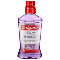 Colgate Plax 500 ml Complete Care sur Couches Poupon