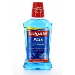 Colgate - Dentifrice Ice Splash sur Couches Poupon