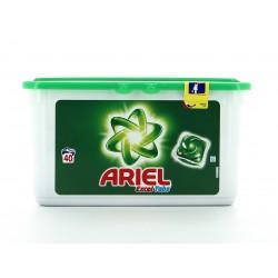 Ariel Liq Tabs 40 Excel Tabs Regular (1004 gr) sur Couches Poupon