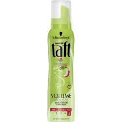 Taft Mousse 200 ml Volume N°5 sur Couches Poupon