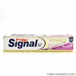 Signal - Dentifrice Integral 8 Resist+ sur Couches Poupon