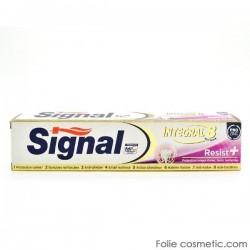 Signal 75 ml Integral 8 Resist+ sur Couches Poupon