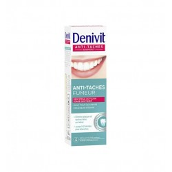 Denivit - Dentifrice Anti-Taches Fumeur sur Couches Poupon