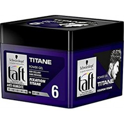 Taft Gel 250 ml Titane N°6 sur Couches Poupon