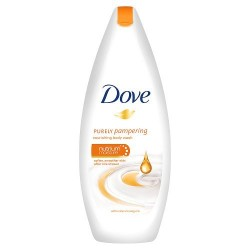 Dove Douche 250 ml Cashmere Smooth sur Couches Poupon