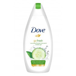 Dove Douche 250 ml Go Fresh Cucumber & Green Tea sur Couches Poupon