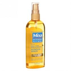 Mixa Huile de Douche 150 ml Nutrition Minute Spray sur Couches Poupon