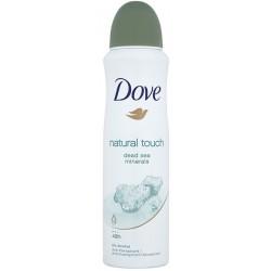 Dove - Deodorant Natural Touch sur Couches Poupon