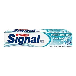 Signal - Dentifrice Protection Caries Blancheur sur Couches Poupon