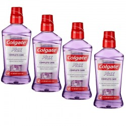 Colgate - Lot 4 Dentifrices Complete Care sur Couches Poupon