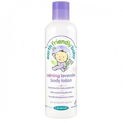 Lotion hydratante EFB - Earth Friendly Baby Bio à la Camomille sur Couches Poupon